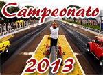Flyer: Campeonato de Arrancada Ourinhos 2013