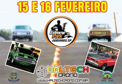 Flyer: 4ª Etapa - Campeonato de Arrancada Ourinhos 2013