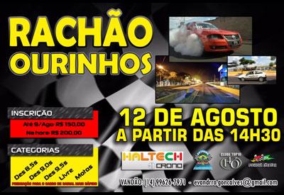 Flyer: Rachão Ourinhos